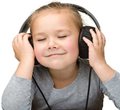 child-with-headphones